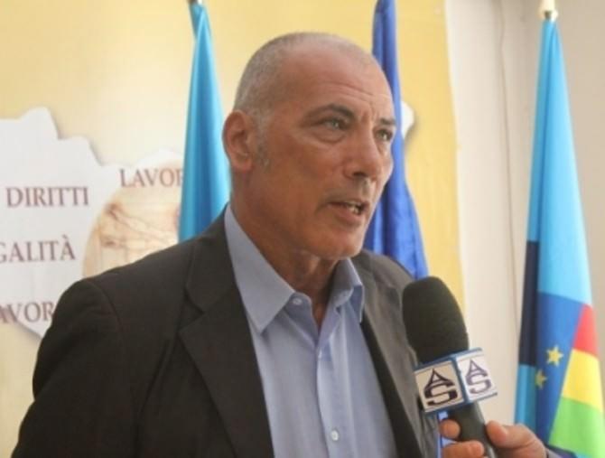 Il segretario Uil Pubblica Armando Algozzino