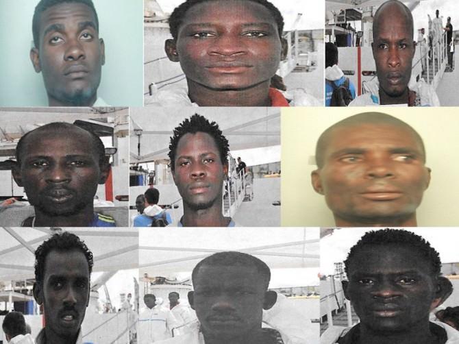 Arresto 9 Scafisti