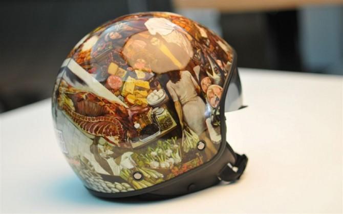 """""""La Vucciria"""", shooting col casco: in palio una borsa di studio"""