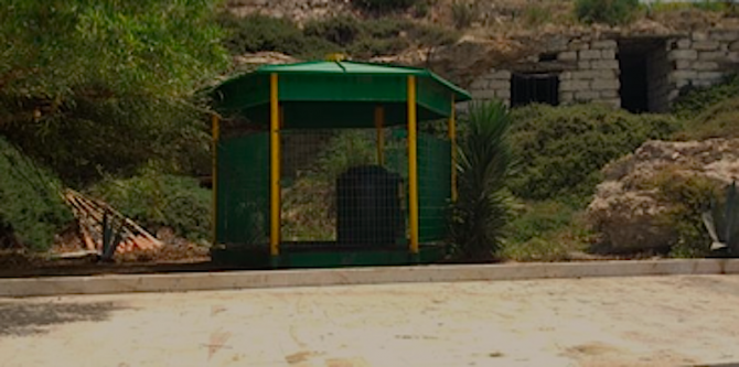 Lampedusa- Linosa: rifiuti