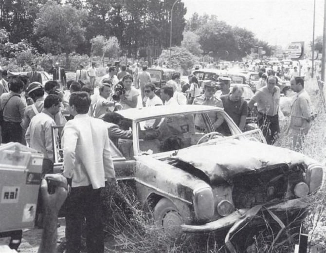 Strage della circonvallazione del 16 giugno 1982