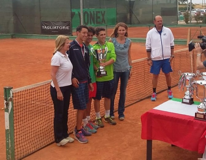 Vaccarini tennis italiani