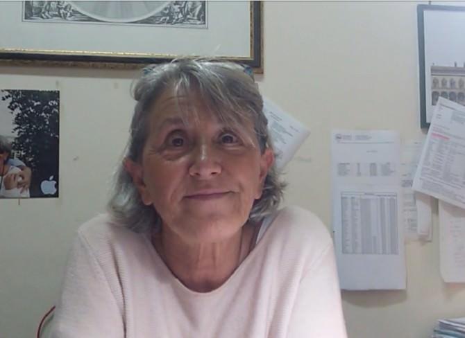 Professoressa Stefania Stefani, ordinario di Microbiologia all'Università degli studi di Catania