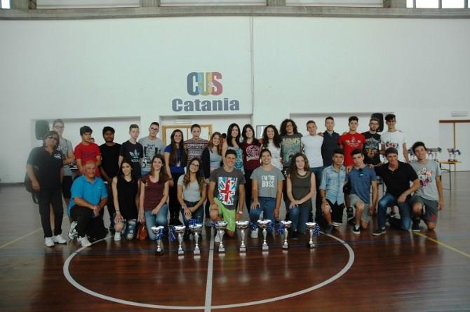 Si concludono i campionati provinciali: 17 scuole si arricchiscono di trofei