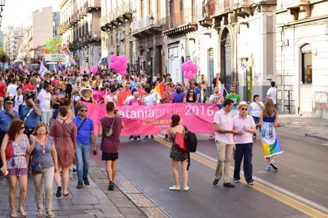 """Gaypride a Catania, Paolo Patanè: """"Grande successo, ma non fa più notizia"""""""
