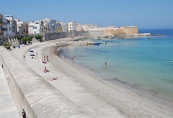 spiagge trapani