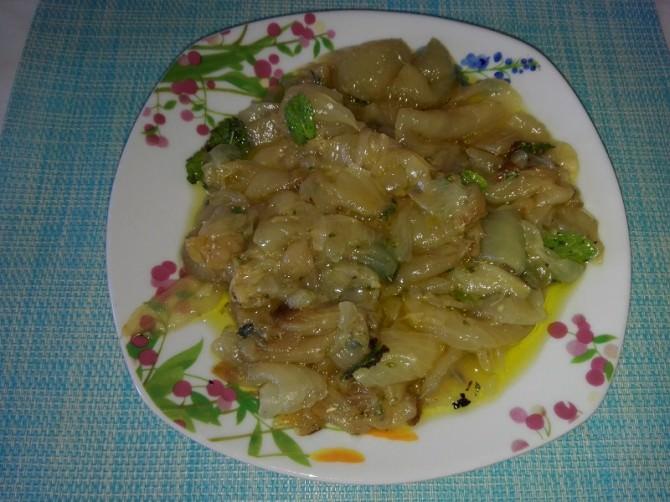 Cipolle di giratana al forno
