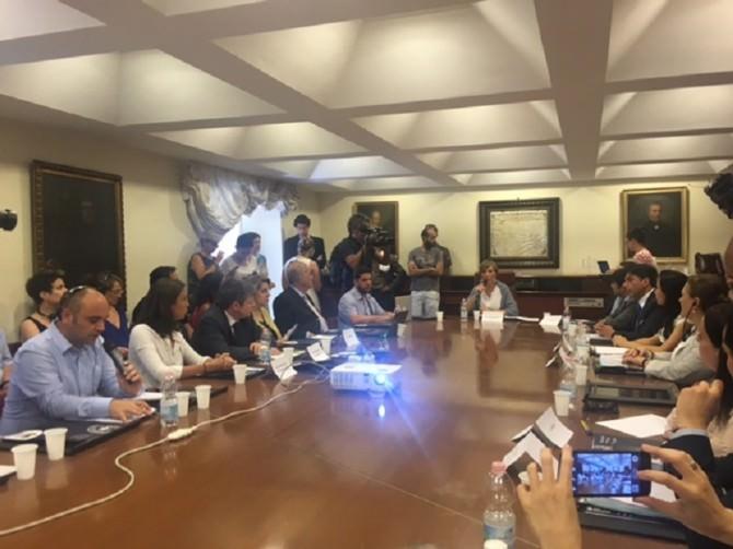 Commissione Parlamentare Garanzia Giovani Catania