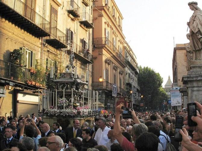 Festino Santa Rosalia