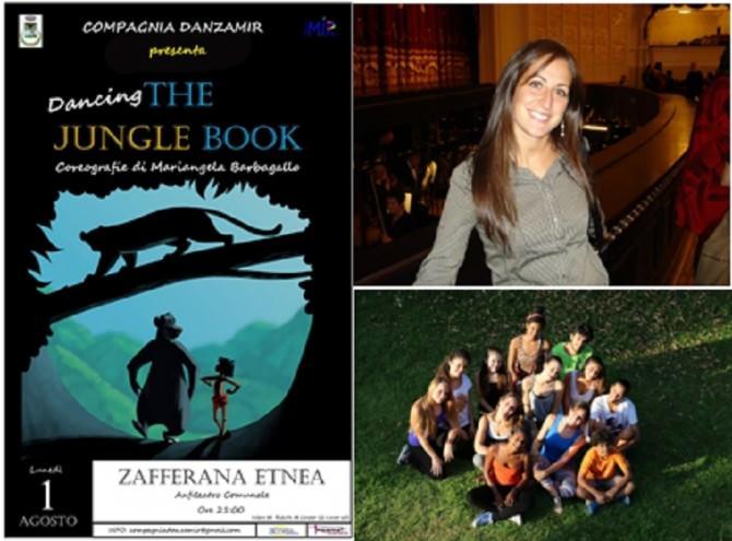 DANCING THE JUNGLE BOOK: l'integrazione di Mariangela Barbagallo
