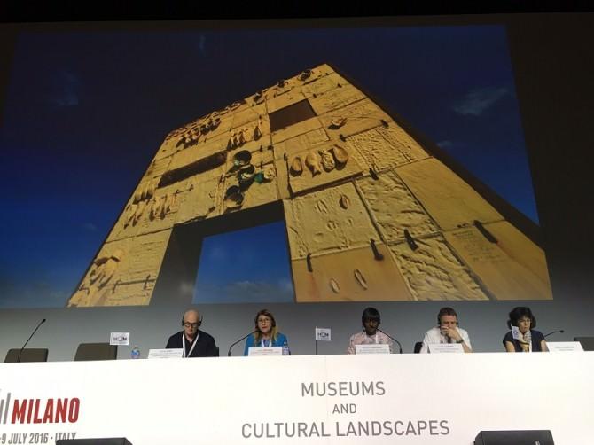 Il museo e la mostra di Lampedusa presentati a Icom Milano 2016