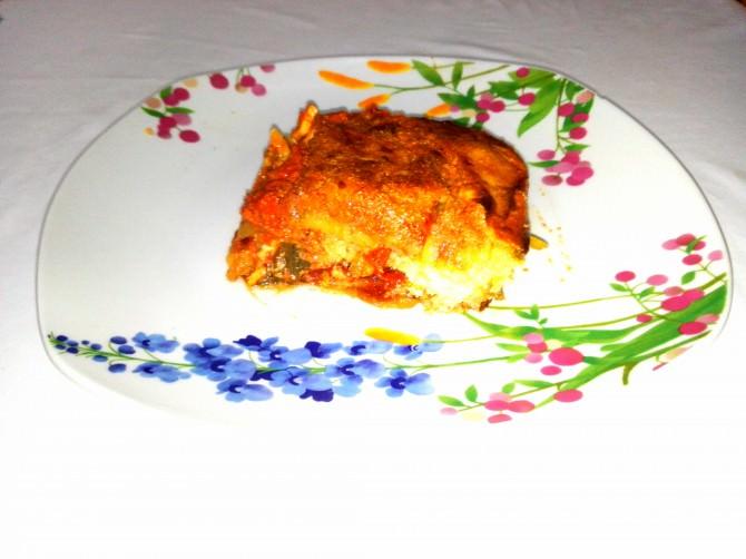 Torta parmigiana