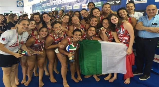 L'Ekipe Orizzonte Under 17 Campione d'Italia