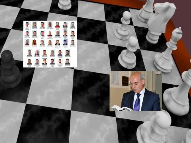 Mafia procura scacchi