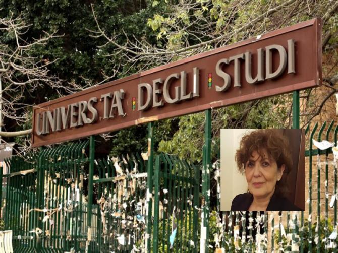 Mariangela Mazzaglia dimissioni Unipa