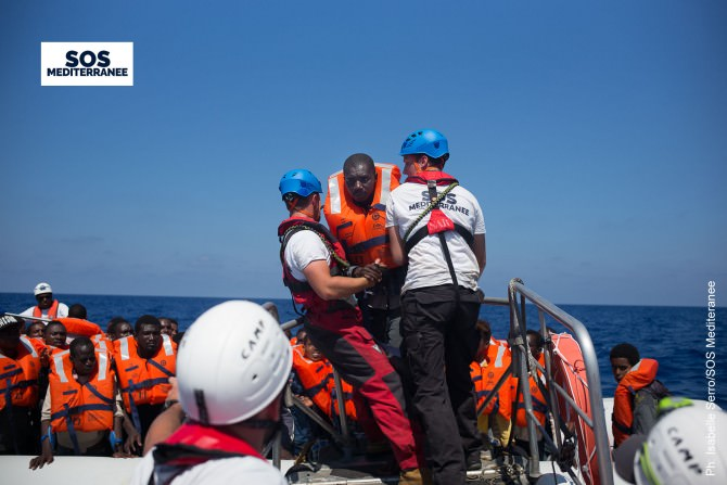 Sbarchi: per lunedì si prevede l'arrivo di 236 migranti