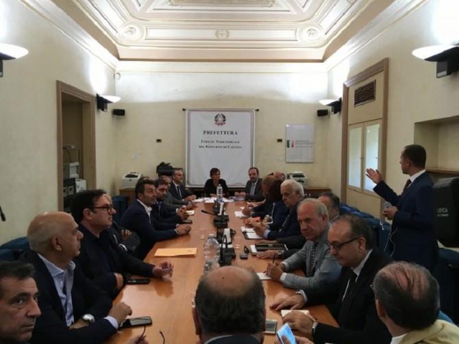 """Catania, la senatrice Vicari: """"Gli autotrasportatori avranno benefici. Vogliamo creare reti d'impresa"""""""