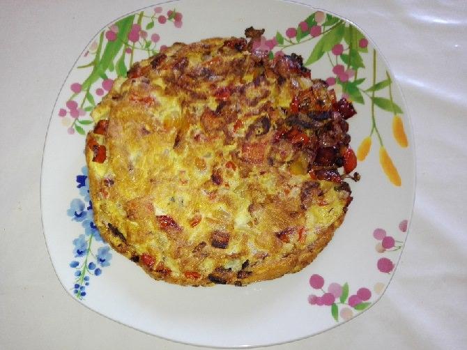 Tortillas Spagnola