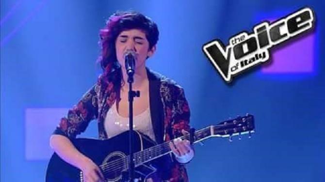 Alice Paba vincitrice di The Voice