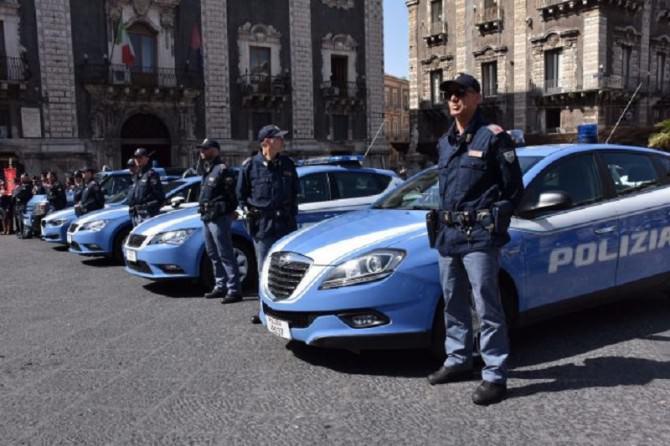 autoparco polizia di catania