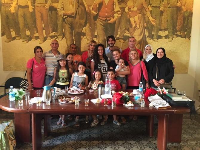 Vittoria, incontro con comunità araba