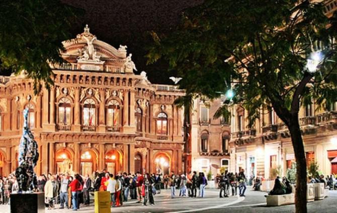 movida estiva Catania