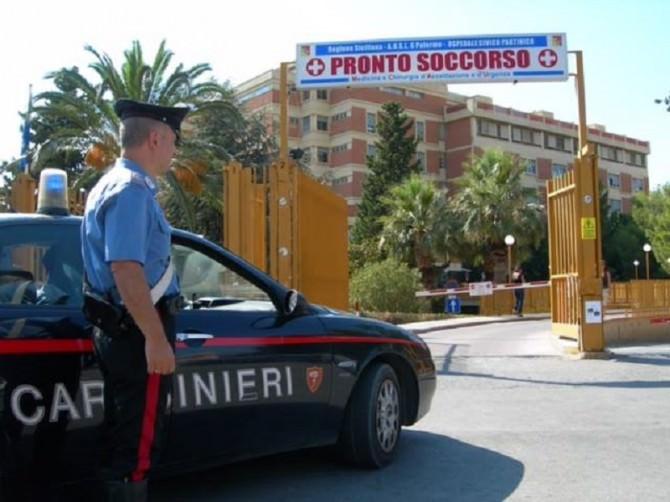 pronto soccorso carabinieri