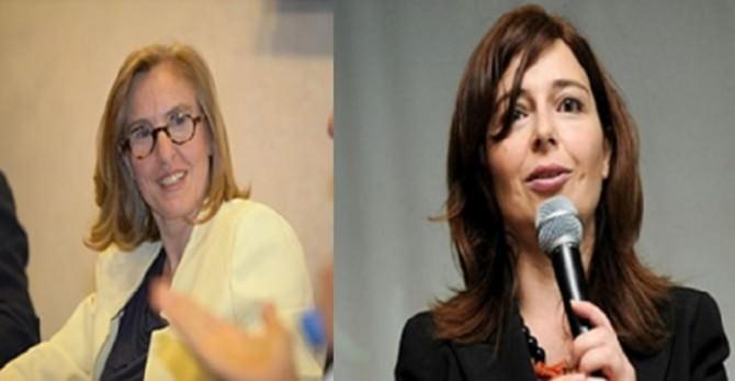 Ornella Laneri e Daniela Baglieri.