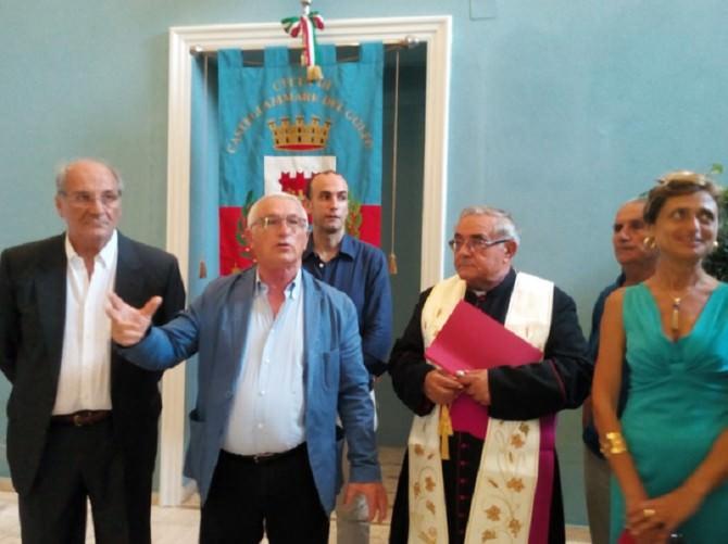 "Castellammare del Golfo, inaugurata la ""Sala del cinquecentenario"""