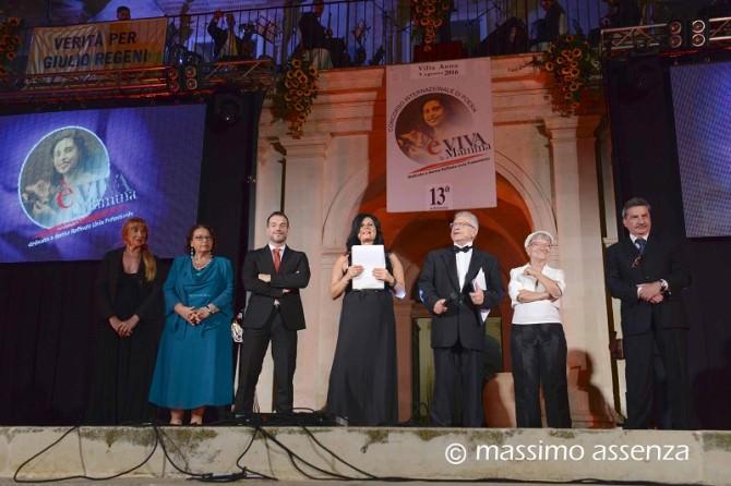 """13esima edizione """"È-vViva La Mamma"""": premiate Paola Regeni e Muni Sigona"""