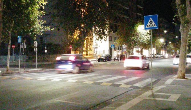 Dossi in Corso Italia