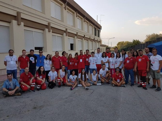 Campo ArriCRIamoci: la Croce Rossa tra formazione e divertimento