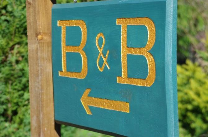Bed & Breakfast B&B settore extra alberghiero