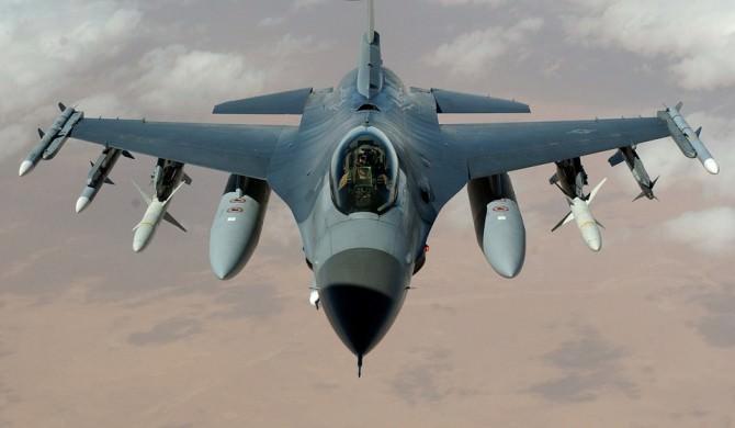Caccia aereo raid