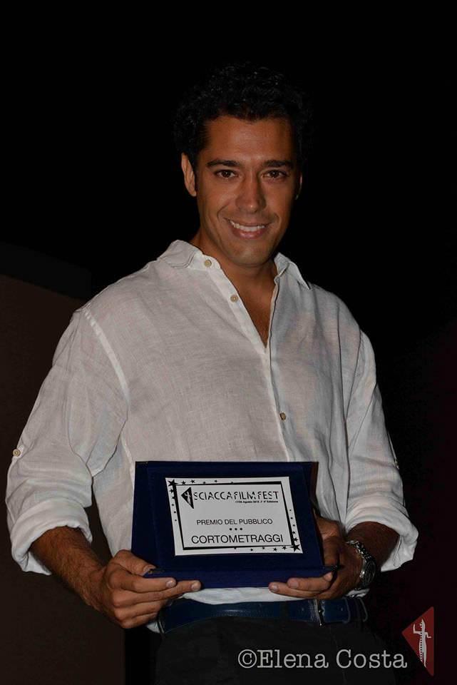 Manfredi Russo targa premio