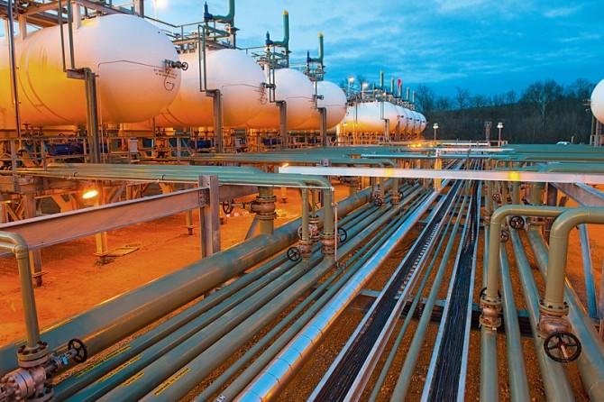 Metanizzazione gas