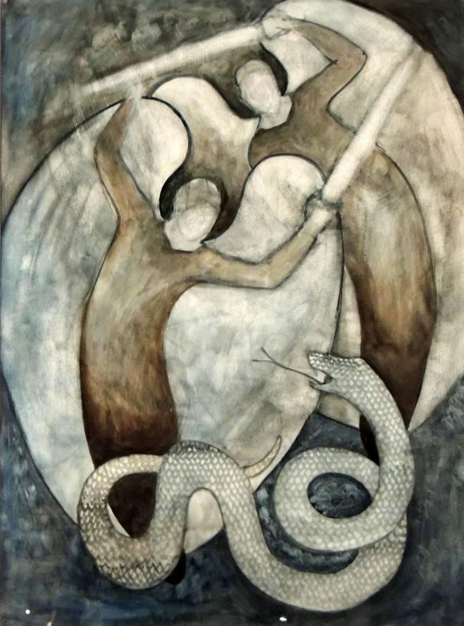 VIII Canto del Purgatorio, Silvia Ruggeri