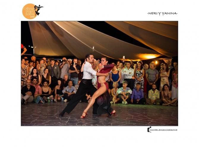 """Continua senza sosta il Catania tango festival, ieri grande show live e stasera il """"Tango Suite Show"""""""