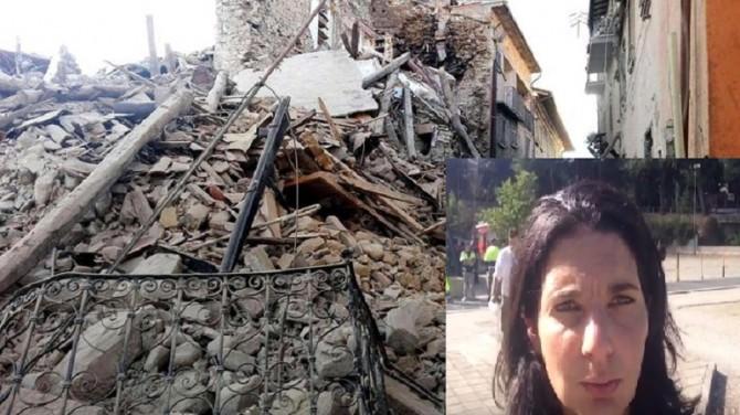 Sisma: sindaco Amatrice, 'ci sono morti,è un dramma'