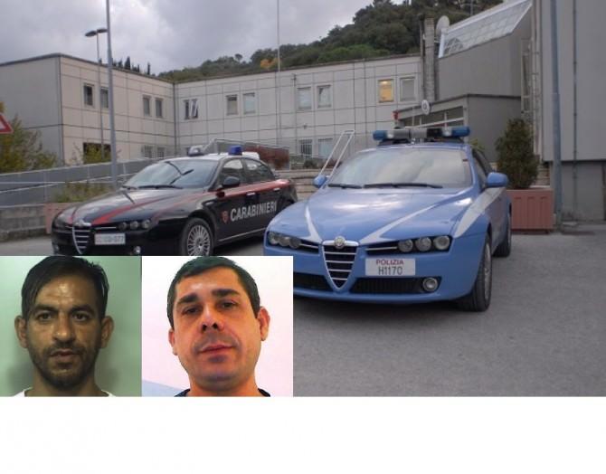 carabinieri e polizia 20 agosto