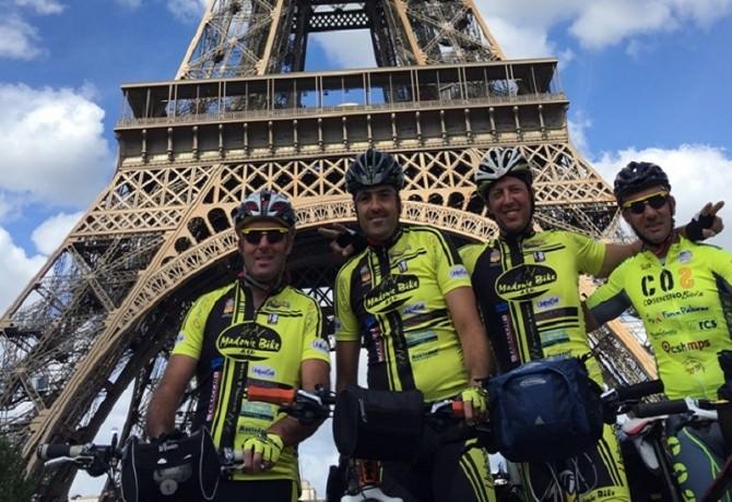 ciclo turisti