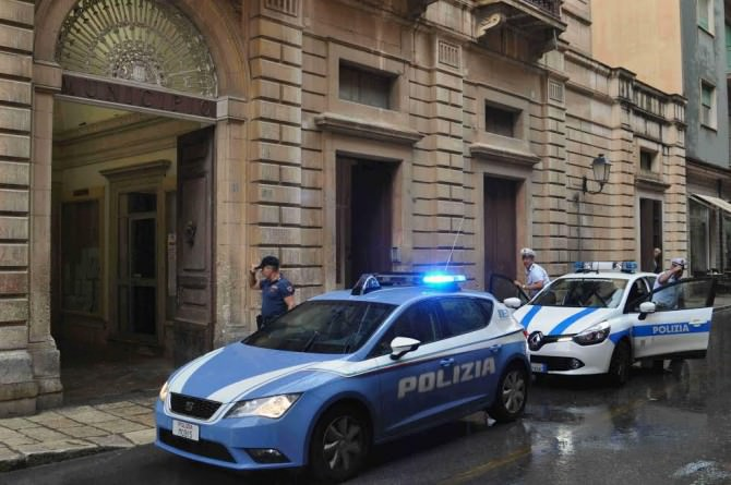 foto arresto palazzo Iacono