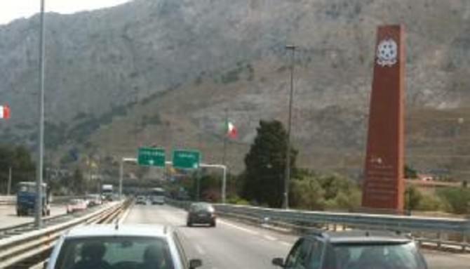 autostrada monumento capaci palermo trapani