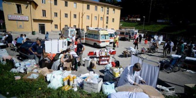 Ospedale terremoto