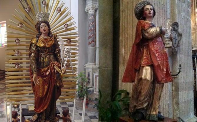 Catania: al via la festa estiva di Sant'Agata, ma c'è anche Sant'Euplio