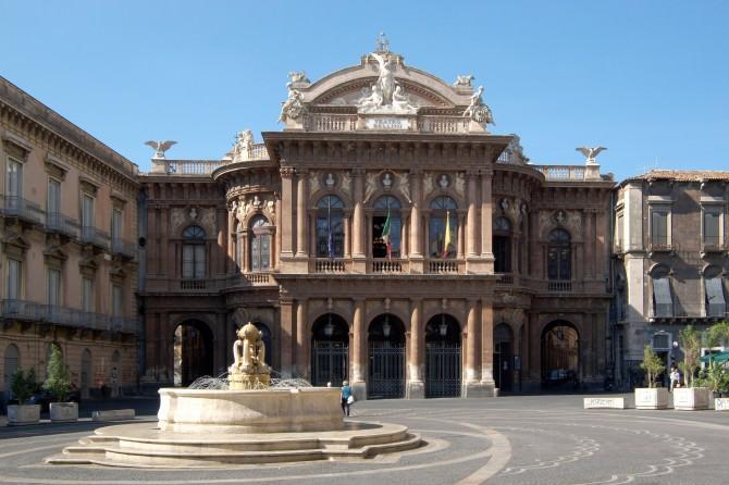 Catania, revocato lo sciopero al teatro Bellini$