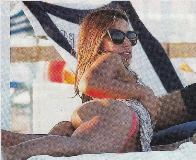 Giorgio Panariello sempre più innamorato di Claudia: vacanza hot a Versilia