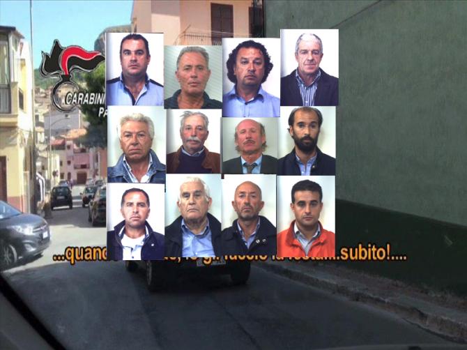 Mafia, le intercettazioni che hanno incastrato il nipote di Provenzano e i complici. FOTO e VIDEO