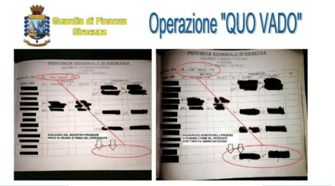 """Operazione """"Quo vado"""""""