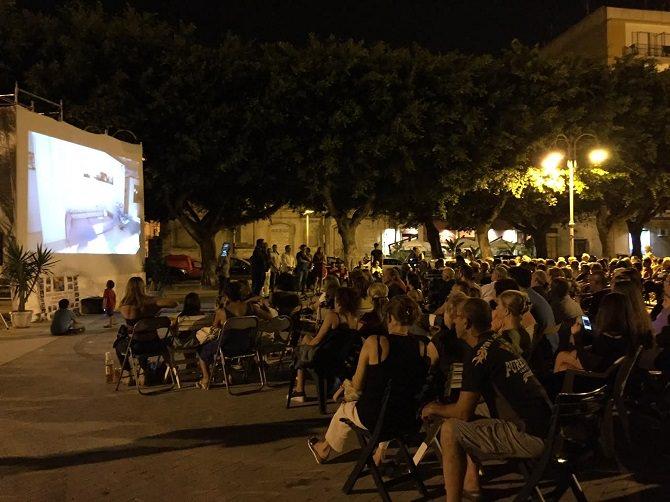 Ultima sera Cinema in Piazza 3.0
